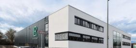 LR Health & Beauty Aloe Vera Produktion Gebäude