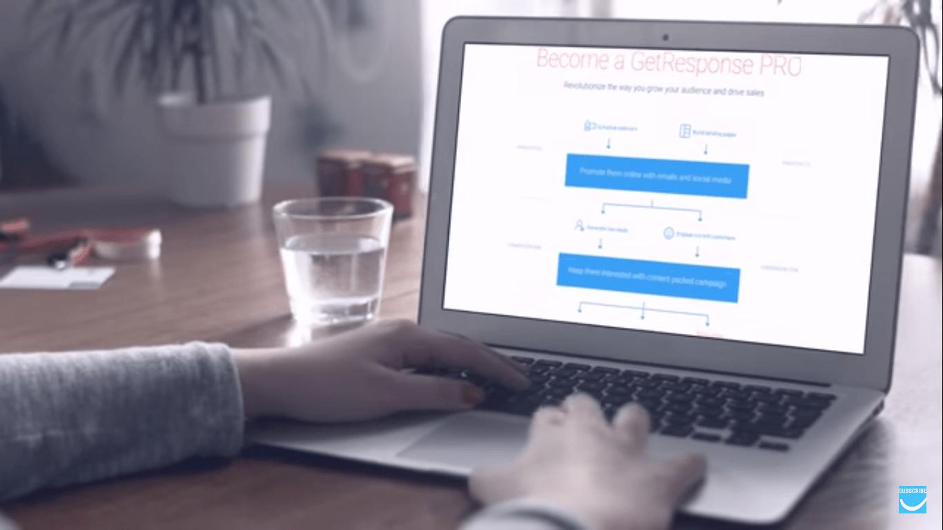 Getresponse Erfahrungen – Newsletter Tool und Landingpage erstellen.
